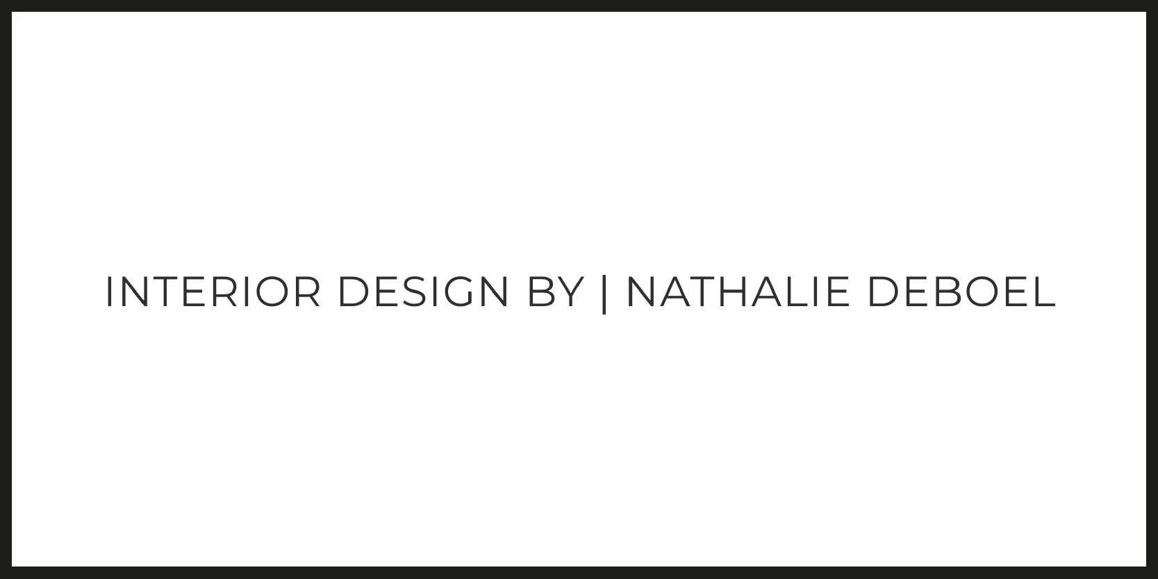 Nathalie Deboel
