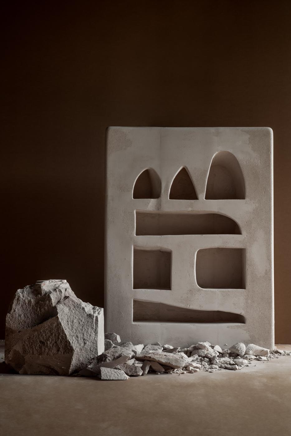 Sculpturale Meubels