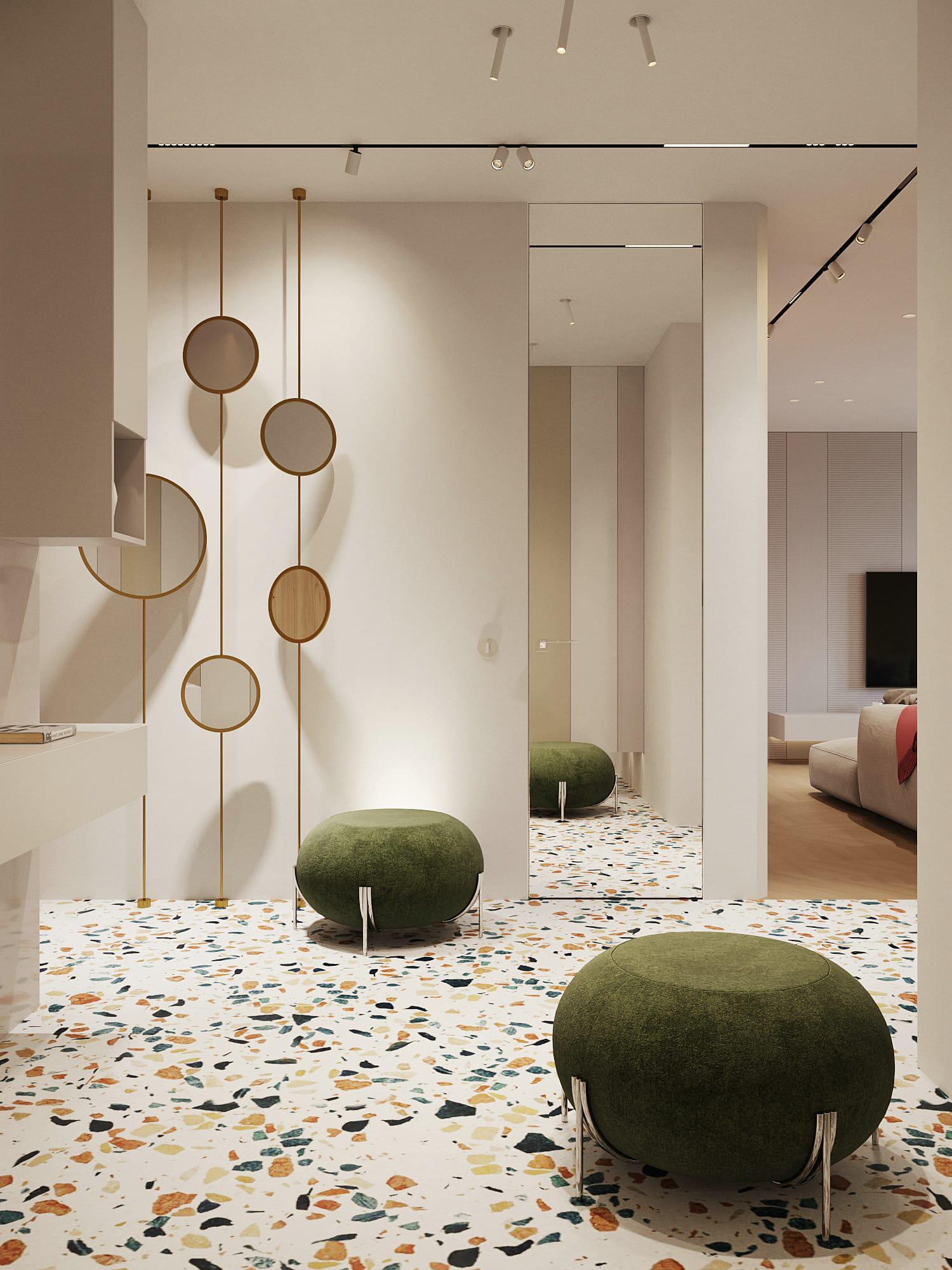 Terrazzo: Stylish specks