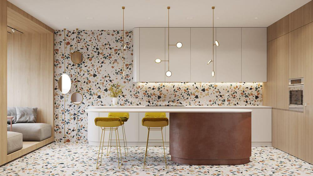 Terrazzo: Stylish specks-Image-2